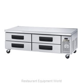 Blue Air Commercial Refrigeration BACB74M Equipment Stand, Refrigerated Base