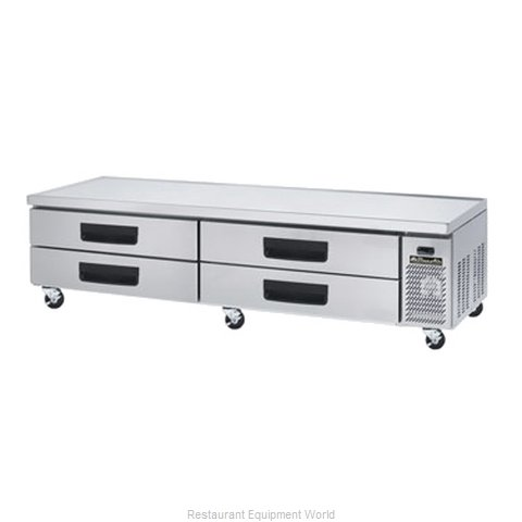 Blue Air BACB96 Refrigerated Griddle Stand