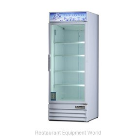 Blue Air Commercial Refrigeration BAGR24 Refrigerator Merchandiser