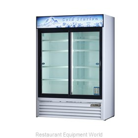 Blue Air Commercial Refrigeration BAGR48 Refrigerator Merchandiser