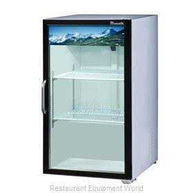 Blue Air Commercial Refrigeration BAGR7W-HC Refrigerator, Merchandiser, Countert