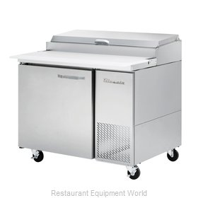 Blue Air Commercial Refrigeration BAPP44-HC Refrigerated Counter, Pizza Prep Tab