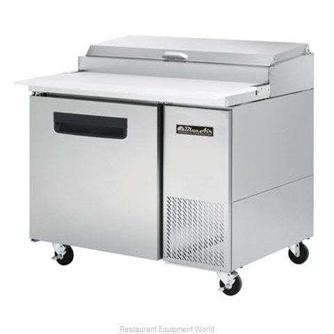 Blue Air Commercial Refrigeration BAPP44 Pizza Prep Table Refrigerated