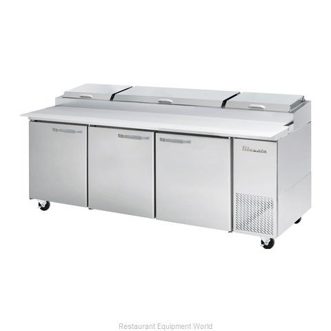Blue Air Commercial Refrigeration BAPP93-HC Refrigerated Counter, Pizza Prep Tab