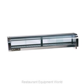 Blue Air Commercial Refrigeration BASC6 Display Case, Refrigerated Sushi