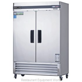 Blue Air BASR2 2-Section Reach-In Refrigerator