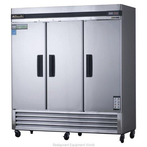 Blue Air Commercial Refrigeration BASR3 Refrigerator, Reach-In