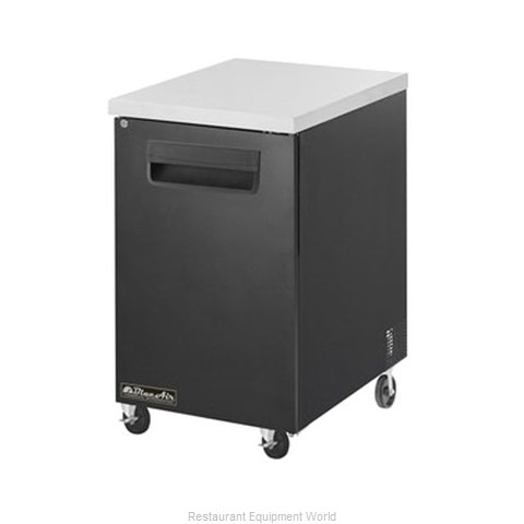 Blue Air Commercial Refrigeration BBB23-1B Back Bar Cabinet, Refrigerated