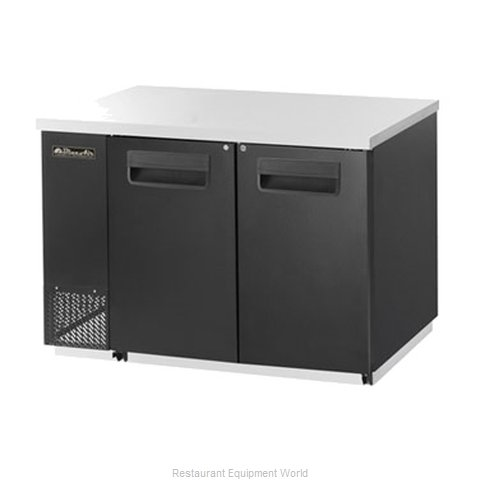 Blue Air BBB59-2B Refrigerated Backbar Cabinet (Magnified)