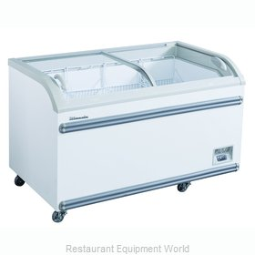 Blue Air Commercial Refrigeration BCF56-HC Chest Freezer