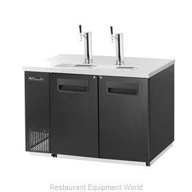 Blue Air Commercial Refrigeration BDD59-2B Draft Beer Cooler