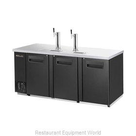 Blue Air Commercial Refrigeration BDD90-4B Draft Beer Cooler