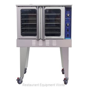 Blue Air Commercial Refrigeration BFCO-1 Convection Oven, Gas
