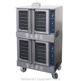 Blue Air Commercial Refrigeration BFCO-2 Convection Oven, Gas