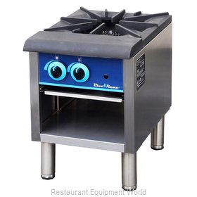 Blue Air Commercial Refrigeration BFSP-18-1B Range, Stock Pot, Gas