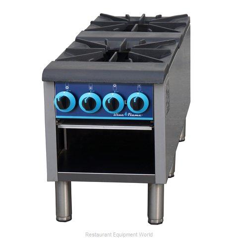 Blue Air Commercial Refrigeration BFSP-18-2B Range, Stock Pot, Gas