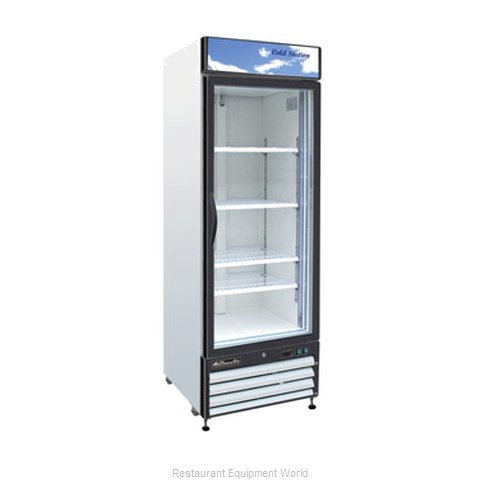 Blue Air Commercial Refrigeration BGM12 Refrigerator Merchandiser