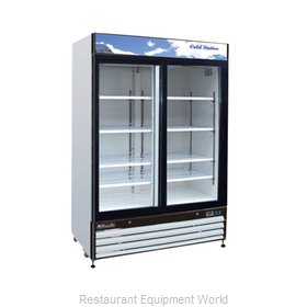 Blue Air Commercial Refrigeration BGM48L Refrigerator Merchandiser