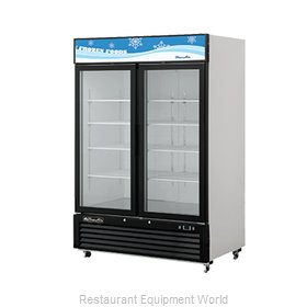 Blue Air Commercial Refrigeration BKGF49 Freezer, Merchandiser