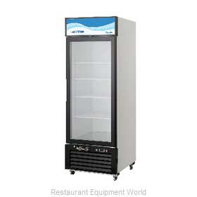 Blue Air Commercial Refrigeration BKGM14 Refrigerator, Merchandiser