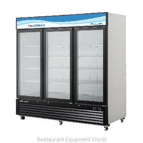Blue Air Commercial Refrigeration BKGM72 Refrigerator, Merchandiser