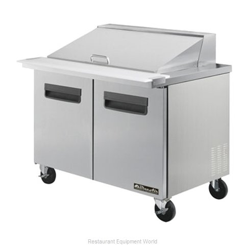 Blue Air Commercial Refrigeration BLMT36 Refrigerated Counter, Mega Top Sandwich