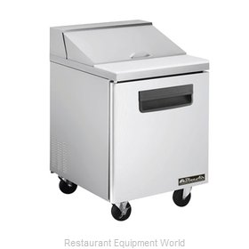 Blue Air Commercial Refrigeration BLPT28 Refrigerated Counter, Sandwich / Salad
