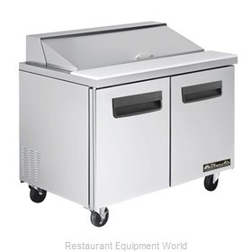 Blue Air Commercial Refrigeration BLPT36 Refrigerated Counter, Sandwich / Salad