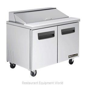 Blue Air Commercial Refrigeration BLPT36 Refrigerated Counter, Sandwich / Salad