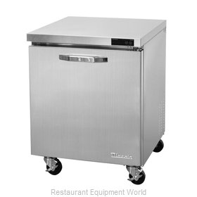 Blue Air Commercial Refrigeration BLUF28-HC Freezer, Undercounter, Reach-In