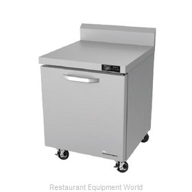 Blue Air Commercial Refrigeration BLUF28-WT-HC Freezer Counter, Work Top