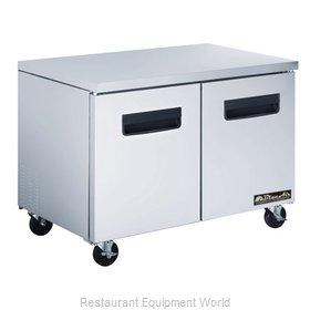 Blue Air Commercial Refrigeration BLUF36 Freezer, Undercounter, Reach-In