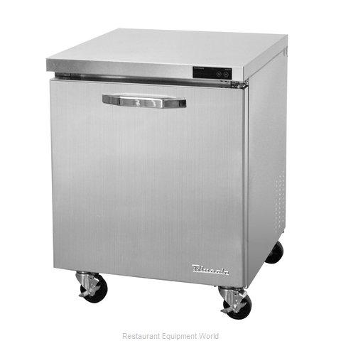 Blue Air Commercial Refrigeration BLUR28-HC Refrigerator, Undercounter, Reach-In
