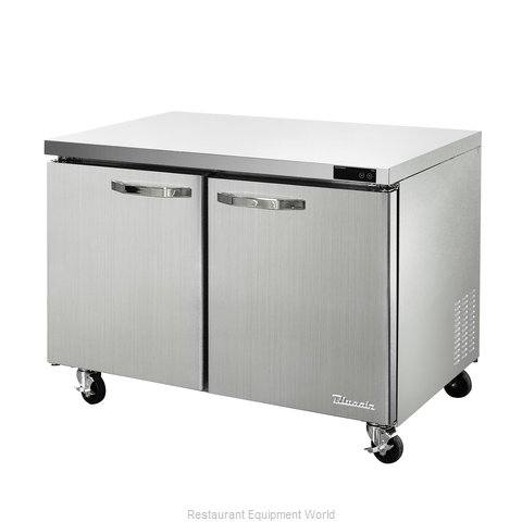 Blue Air Commercial Refrigeration BLUR48-HC Refrigerator, Undercounter, Reach-In