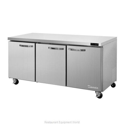 Blue Air Commercial Refrigeration BLUR72-HC Refrigerator, Undercounter, Reach-In