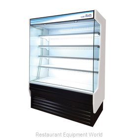 Blue Air Commercial Refrigeration BOD-60G Display Case, Refrigerated, Self-Serve