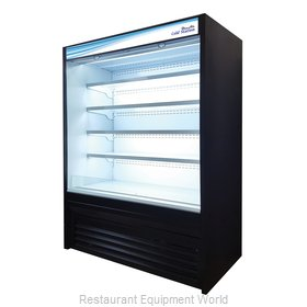 Blue Air Commercial Refrigeration BOD-60S Display Case, Refrigerated, Self-Serve