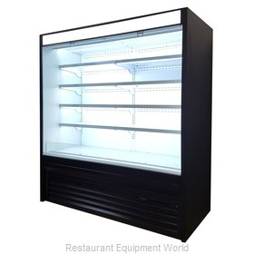 Blue Air Commercial Refrigeration BOD-72S Display Case, Refrigerated, Self-Serve