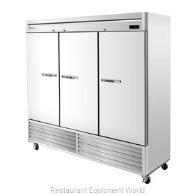 Blue Air Commercial Refrigeration BSF72-HC Freezer, Reach-In