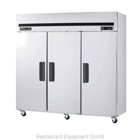 Blue Air Commercial Refrigeration BSF72T Freezer, Reach-In