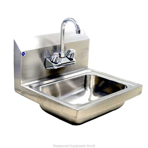 Blue Air Commercial Refrigeration BSH-14/LF Sink, Hand