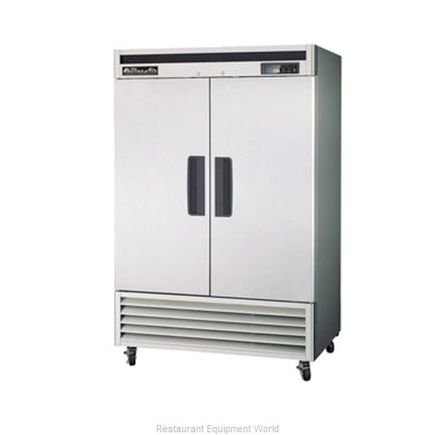 Blue Air BSR49 2-Section Reach-In Refrigerator