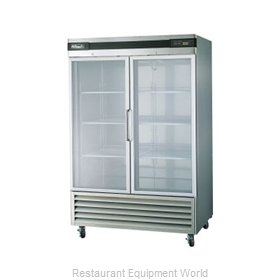 Blue Air Commercial Refrigeration BSR49G Refrigerator, Reach-In