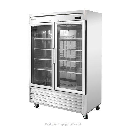 Blue Air Commercial Refrigeration BSR49GP-HC Refrigerator, Reach-In