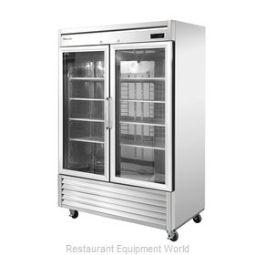 Blue Air Commercial Refrigeration BSR49GP-HC Refrigerator, Reach-In