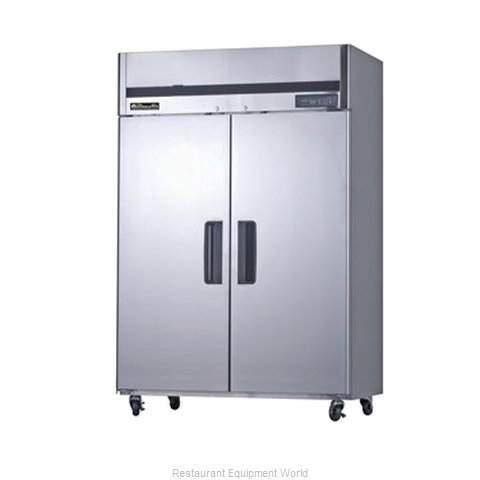 Blue Air BSR49T 2-Section Reach-In Refrigerator