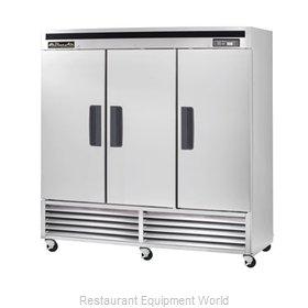 Blue Air Commercial Refrigeration BSR72 Refrigerator, Reach-In