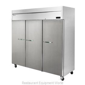 Blue Air Commercial Refrigeration BSR72T-HC Refrigerator, Reach-In