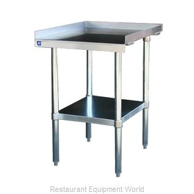Blue Air Commercial Refrigeration ES3012 Equipment Stand, for Countertop Cooking