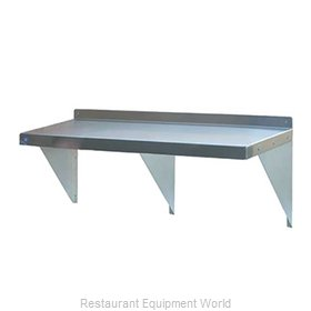 Blue Air Commercial Refrigeration WS1272 Shelving, Wall-Mounted